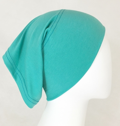Picture of Bright Turquoise Tube Undercap