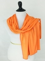 Picture of Comfy Chic Cotton Jersey Wrap