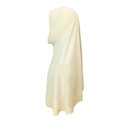 Picture of Beige  Amira One Piece Large Size - Turlu Fabric