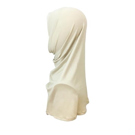 Amira one piece hijab regular size beige