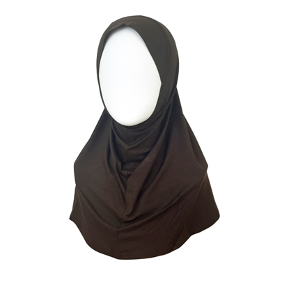 Picture of Brown Amira One Piece Regular Size - Turlu Fabric