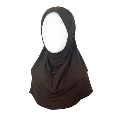 Picture of Brown Amira One Piece Regular Size - Turlu Fabric