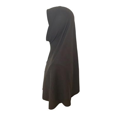 Picture of Brown Amira One Piece Large Size - Turlu Fabric