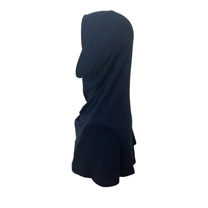 Picture of Navy  Amira One Piece Regular Size - Turlu Fabric