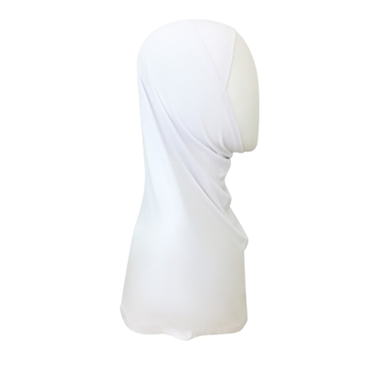 Picture of White Amira One Piece Regular Size - Turlu Fabric
