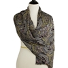 Picture of Multi-Patterned Lavender Grey Hijab