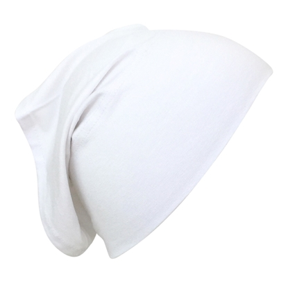 Picture of Hijab White Tube Undercap - Turlu Fabric