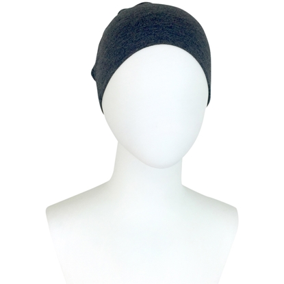 Picture of Hijab Side Seams Charcoal Tube Undercap