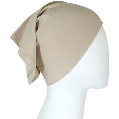 Picture of Hijab Medium Beige Tube Undercap