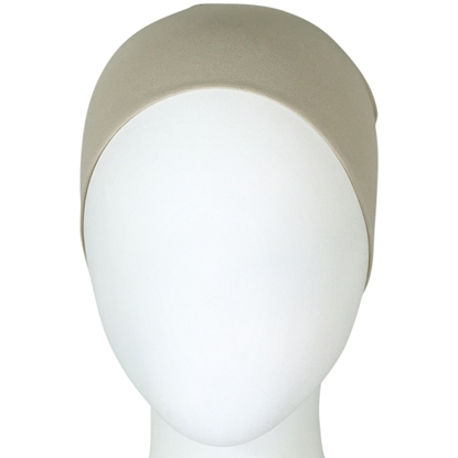 Picture of Hijab Beige Rayon Tube Undercap
