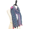 Picture of Cooling Patterned Pink & Blue Stripes Hijab