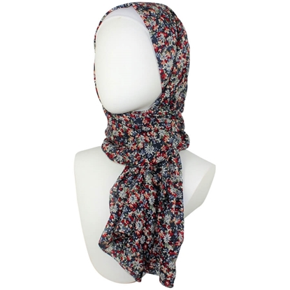 Picture of Classic Floral Rayon Hijab