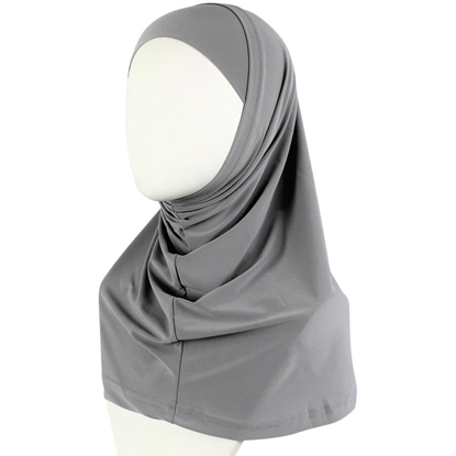 Picture of Light Grey RAYON Two-Piece Amira - Regular Size